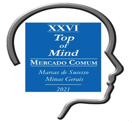 As vencedoras do 26º PRÊMIO TOP OF MIND MERCADO COMUM 04