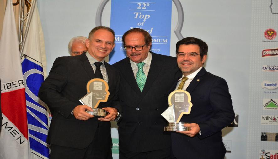 As vencedoras do 26º PRÊMIO TOP OF MIND MERCADO COMUM 05