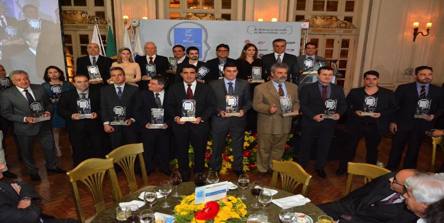 As vencedoras do 26º PRÊMIO TOP OF MIND MERCADO COMUM