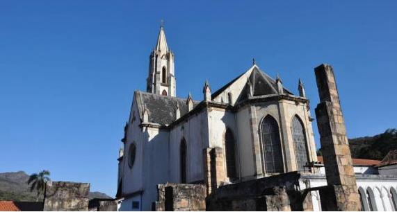 Colégio do Caraça foi reinaugurado há 31 anos