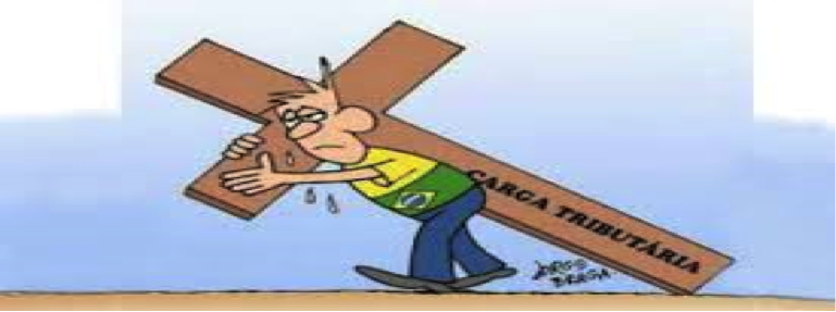 UMA CARGA TRIBUTÁRIA QUE SUFOCA O CRESCIMENTO ECONÔMICO E RESTRINGE O DESENVOLVIMENTO 23