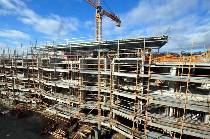 Custo nacional da construção por metro quadrado passou de R$ 1.338,35 para R$ 1.363,41, em abril