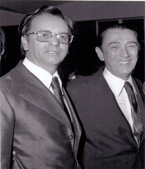 Itamar Franco e Juscelino Kubitschek