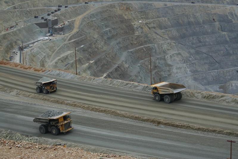 Setor de mineração permanece no mesmo padrão de crescimento do início da pandemia