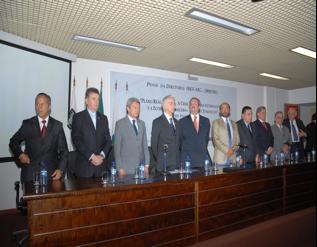 Solenidade de posse da Diretoria do IBEF-Minas Gerais