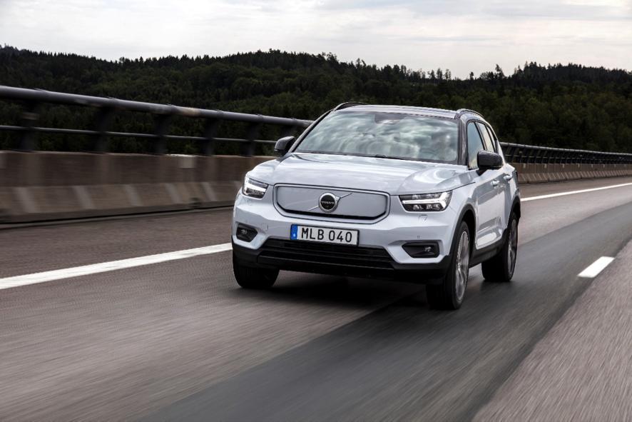 XC40 Recharge Pure Electric esgota na pré-venda e Volvo Car Brasil trará mais 150 veículos para o País
