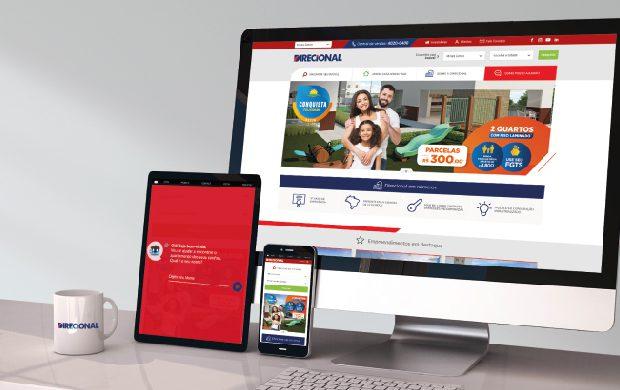 Direcional Engenharia aprimora relação com cliente no ambiente digital e lança novo site