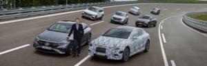 Mercedes-Benz se prepara para ser totalmente elétrica até o final da década
