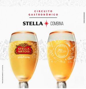 Segunda edição do Circuito Gastronômico de Stella Artois
