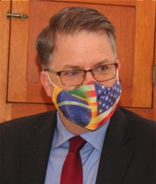 Todd Chapman, Embaixador dos Estados Unidos no Brasil
