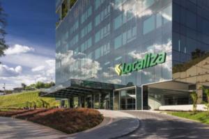 A Localiza foi uma das empresas que mais cresceu em participação dos colaboradores