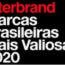 As Marcas brasileiras mais valiosas