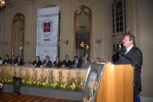 Discurso de Carlos Alberto Teixeira de Oliveira, presidente de MercadoComum, durante o 12º Top of Mind