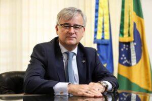 Embaixador da União Europeia pede participação do Brasil para vencer desafios globais do meio ambiente