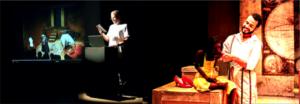 Festival de Teatro Virtual da Funarte estreia dia 5/8, para público adulto e infantil