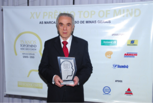 Hospital Mater Dei - Dr. José Salvador Silva, fundador e presidente do Conselho de Administração - Categoria Liderança