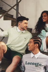 Lacoste lança primeiro perfil regional da marca no Instagram