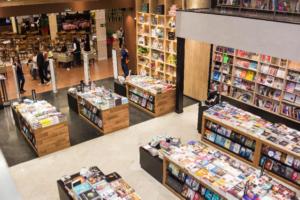 Livraria Leitura é a maior rede de livrarias do Brasil