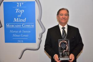 Mauro Raso Assumpção – Presidente da Braunas - Categoria Excelência