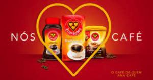 O Grupo 3 Corações é líder nacional nos segmentos de cafés torrados e moídos e cappuccino