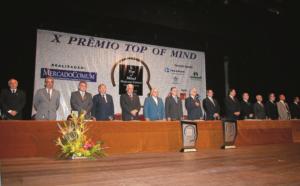 TOP OF MIND – 2021 - MARCAS DE SUCESSO MercadoComum – Minas Gerais – Vencedores do 26º Prêmio 03