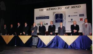 TOP OF MIND – 2021 - MARCAS DE SUCESSO MercadoComum – Minas Gerais – Vencedores do 26º Prêmio 05