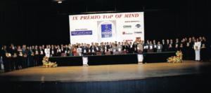 TOP OF MIND – 2021 - MARCAS DE SUCESSO MercadoComum – Minas Gerais – Vencedores do 26º Prêmio