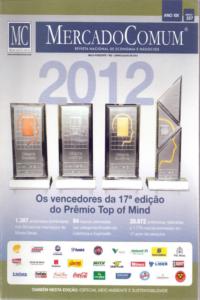 TOP OF MIND – 2021 - Mercado Comum