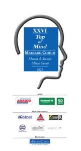 Unimed – Federação Minas Gerais – Troféu Top do Top of Mind