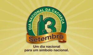 13 de setembro - Dia da cachaça