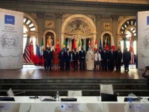 Ministra Tereza Cristina defende no G20 mais recursos para práticas inovadoras e sustentáveis no agro mundial