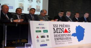 RELAÇÃO DAS 50 MELHORES E MAIORES –  EMPRESAS EXCELÊNCIA DE MINAS GERAIS