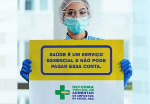 Reforma do IR impacta a Saúde e consumidor pagará a conta