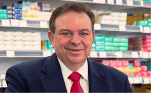Modesto Carvalho, presidente da Drogaria Araujo
